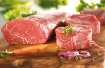 Zartes Rinderfilet oder Filetstück